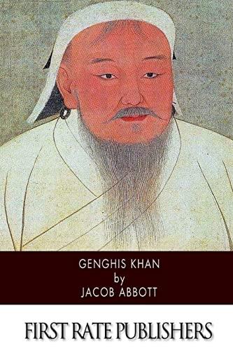 Genghis Khan: Jacob Abbott