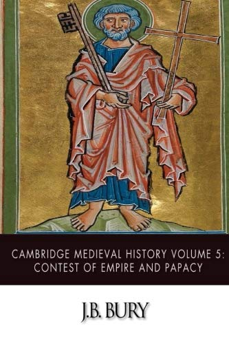 9781505870169: Cambridge Medieval History Volume 5: Contest of Empire and Papacy