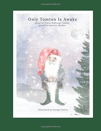 9781505871562: Only Tomten Is Awake