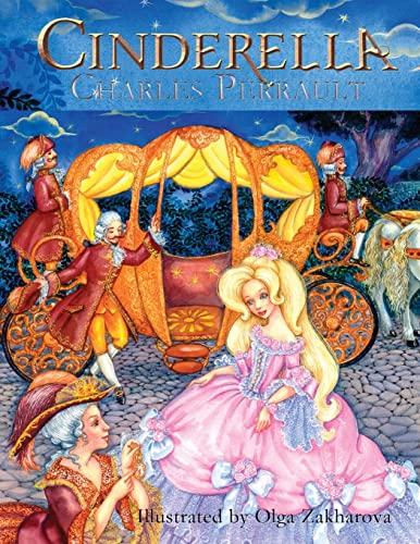 Cinderella (illustrated): Charles Perrault