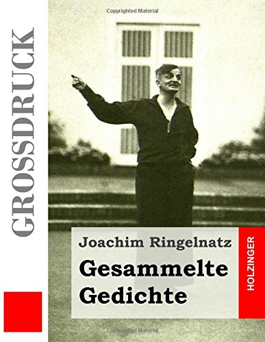 9781505887822: Gedichte (Großdruck) (German Edition)
