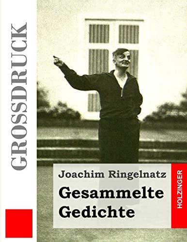 9781505887822 Gedichte Großdruck German Edition