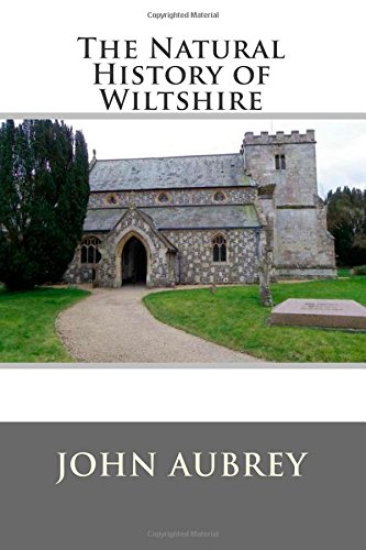 9781505906530: The Natural History of Wiltshire