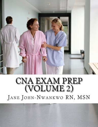 9781505919554: CNA Exam Prep (Volume 2): Nurse Assistant Practice Test Questions