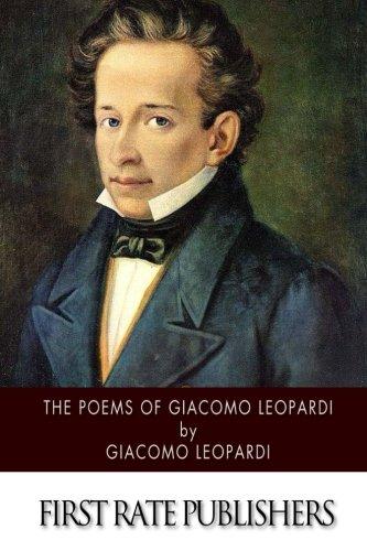 9781505995091: The Poems of Giacomo Leopardi