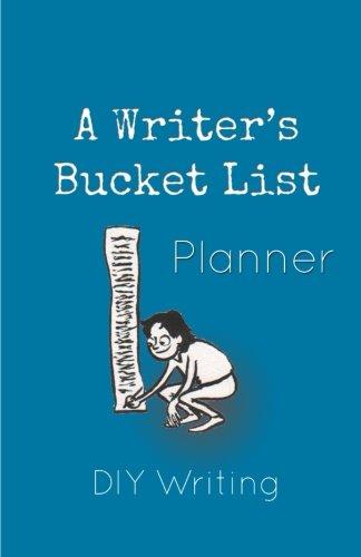 9781506003771: A Writer's Bucket List Planner