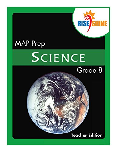 Rise & Shine MAP Prep Grade 8: Ralph R. Kantrowitz