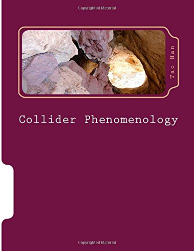 9781506124285: Collider Phenomenology