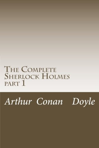 9781506130637: The Complete Sherlock Holmes: part 1