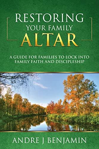 9781506165981: Restoring Your Family Altar