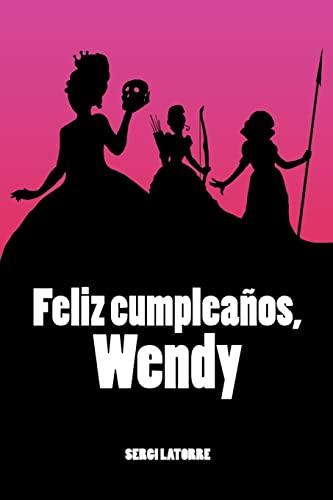9781506186832: Feliz Cumpleaños, Wendy (Spanish Edition)