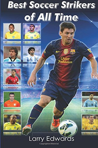 9781506199573: Best Soccer Strikers of All Time