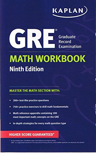 9781506200194: Kaplan Math Workbook Ninth Edition