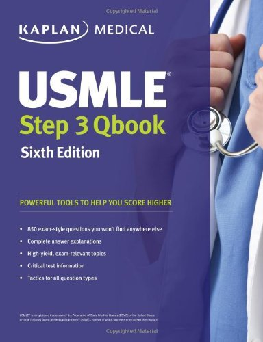 9781506207414: USMLE Step 3 Qbook