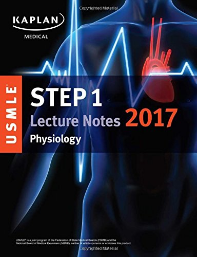 9781506208404: USMLE Step 1 Lecture Notes 2017: Physiology (USMLE Prep)