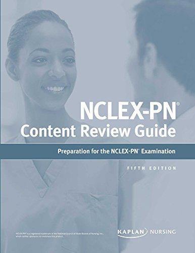 9781506214566: NCLEX-PN Content Review Guide (Kaplan Test Prep)