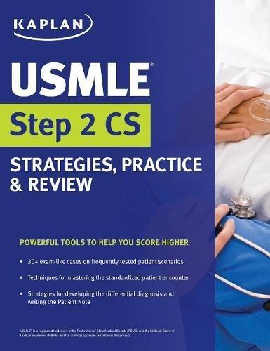 9781506228808: USMLE Step 2 CS Strategies, Practice & Review