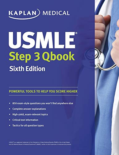 9781506228822: USMLE Step 3 Qbook