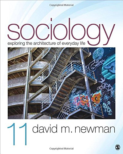 9781506305448: Sociology: Exploring the Architecture of Everyday Life