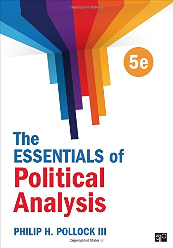 9781506305837: The Essentials of Political Analysis