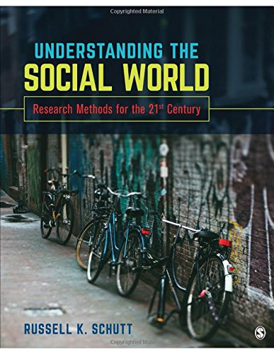 9781506306018: Understanding the Social World: Research Methods for the 21st Century