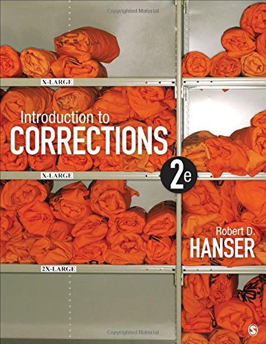 9781506306759: Introduction to Corrections