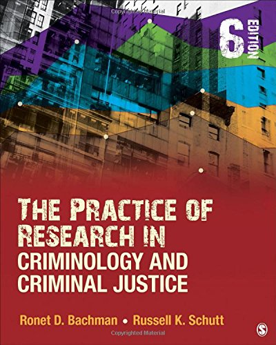 9781506306810: The Practice of Research in Criminology and Criminal Justice