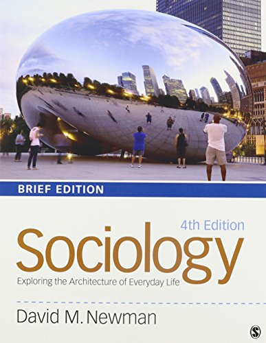 9781506307282: BUNDLE: Newman: Sociology, 4th brief edition + McGann: SAGE Readings for Introductory Sociology