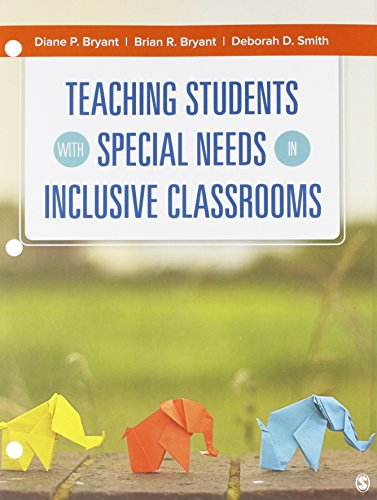 9781506310800: Teaching Students With Special Needs in Inclusive Classrooms