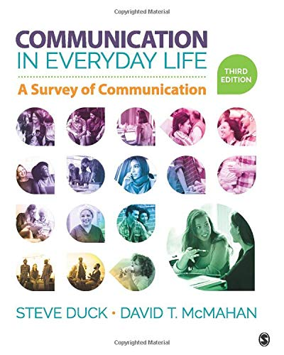 9781506315164: Communication in Everyday Life: A Survey of Communication