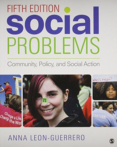 9781506316550: BUNDLE: Leon-Guerrero: Social Problems 5e + Leon-Guerrero: Social Problems 5e Interactive E-book