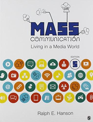 9781506316970: BUNDLE: Hanson: Mass Communication 5e Looseleaf + Hanson: Mass Communication 5e Interactive eBook