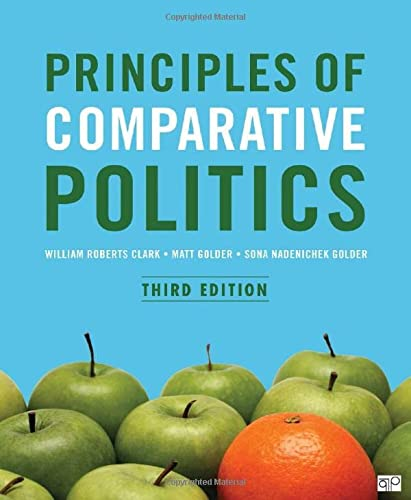 9781506318127: Principles of Comparative Politics