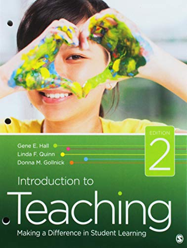 9781506333298: Introduction to Teaching: Making a Difference in Student Learning