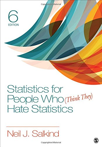 9781506333830: Statistics for People Who (Think They) Hate Statistics