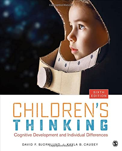 9781506334356: Children′s Thinking: Cognitive Development and Individual Differences