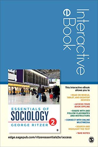 9781506339825: Essentials of Sociology Interactive eBook