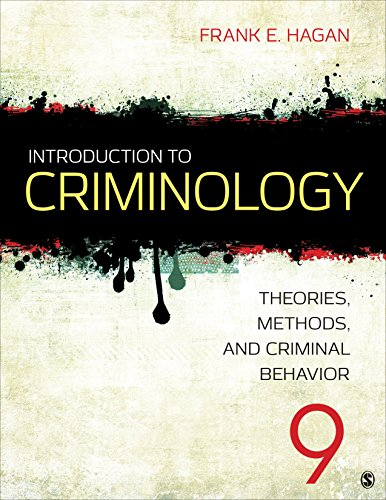 9781506340142: Introduction to Criminology: Theories, Methods, and Criminal Behavior