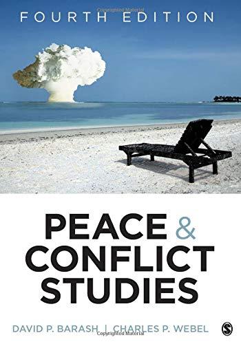 Peace and Conflict Studies: David P. Barash