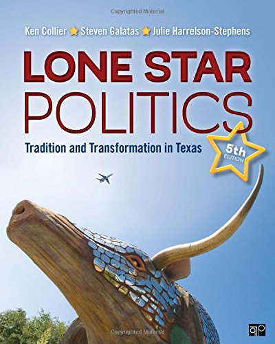 9781506346298: Lone Star Politics; Tradition and Transformation in Texas Fifth Edition