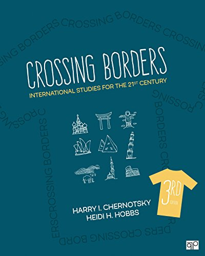 9781506346922: Crossing Borders: International Studies for the 21st Century