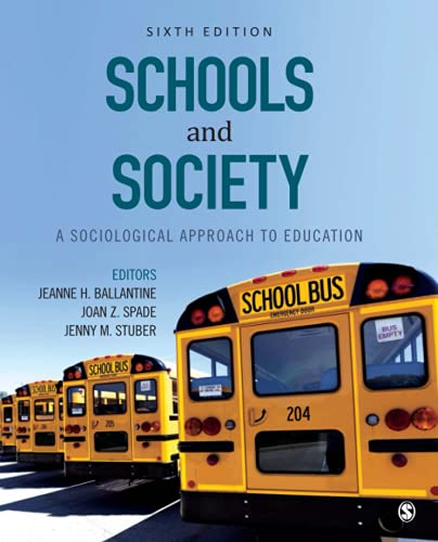 Schools and Society: A Sociological Approach to