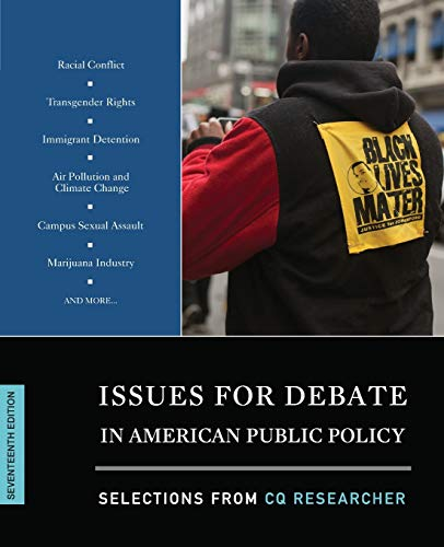 issues for debate in american public policy 17th edition pdf