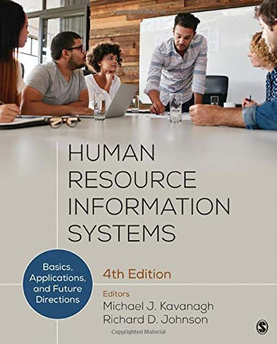 9781506351452: Human Resource Information Systems: Basics, Applications, and Future Directions