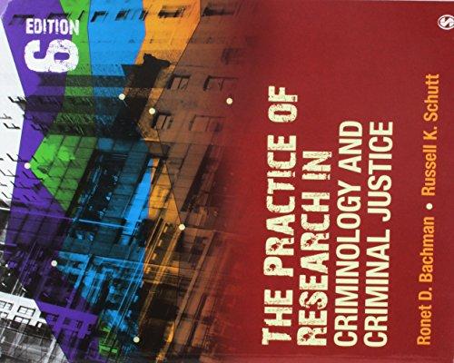 9781506355009: BUNDLE: Bachman: The Practice of Research in Criminology and Criminal Justice 6e + Bachman: The Practice of Research in Criminology and Criminal Justice Interacitve eBook