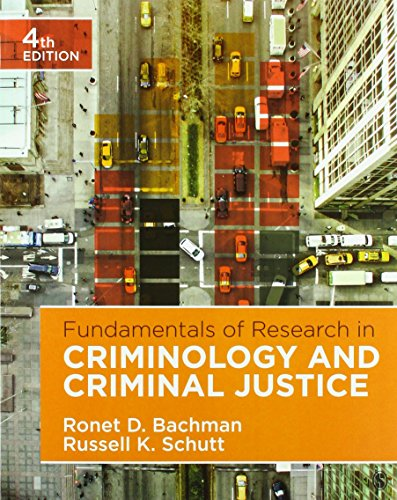 9781506359571: Fundamentals of Research in Criminology and Criminal Justice