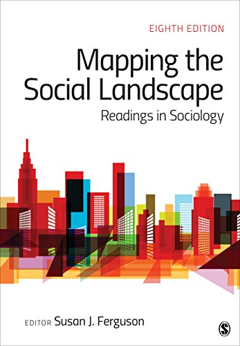 9781506368283: Mapping the Social Landscape: Readings in Sociology