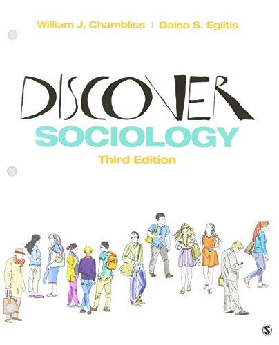 BUNDLE: Chambliss: Discover Sociology 3e (Loose Leaf)+Chambliss: Discover Sociology 3e Interactive ...
