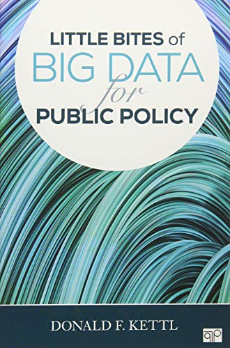 9781506383521: Little Bites of Big Data for Public Policy
