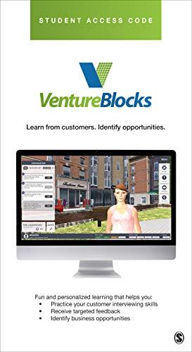 Ventureblocks Simulation: Sage Publications, Inc.